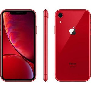 iPhone Xr 256GB Vermellho IOS12 4G + Wi-fi Câmera 12MP - Apple