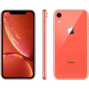 iPhone Xr 64GB Coral IOS12 4G + Wi-fi Câmera 12MP - Apple
