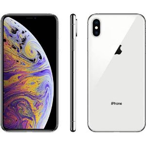 iPhone Xs Max 64GB Prata IOS12 4G + Wi-fi Câmera 12MP - Apple