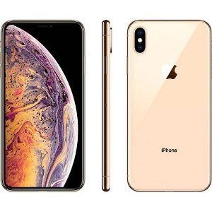 iPhone Xs Max Ouro 256GB IOS12 4G + Wi-fi Câmera 12MP - Apple