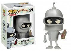Bender Futurama Funko Pop Vinyl 29