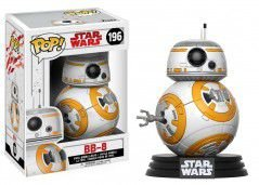 Star Wars BB-8 Bobble-Head Pop Funko Vinyl 196