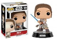 Star Wars Rey Funko Pop Vinyl 104
