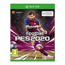 PRÉ-VENDA PES 2020 - XBOX ONE