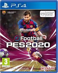 PRÉ-VENDA PES 2020 - PS4