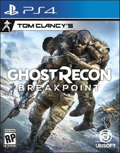 TOM CLANCYS GHOST RECON: BREAKPOINT -PRÉ VENDA - PS4