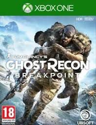 TOM CLANCYS GHOST RECON: BREAKPOINT - PRÉ VENDA - XBOX ONE