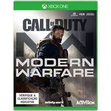 GAME CALL OF DUTY MODERN WARFARE - PRÉ VENDA - XBOX ONE