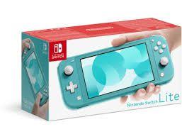 Nintendo Switch Lite - Turquesa
