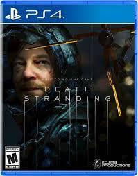 PRÉ VENDA - DEATH STRANDING - PS4