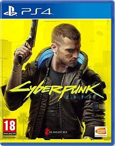 PRÉ VENDA - CYBERPUNK 2077 - PS4