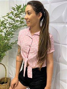 Blusa Viscose Camila Poa