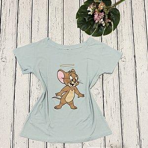 T-shirt Jerry Azul Bebê