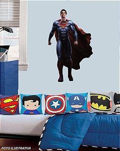 Adesivo de Parede para Quarto Infantil Superman