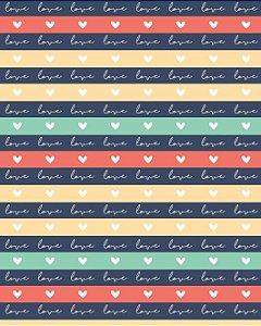 Papel de Parede Teen - Love