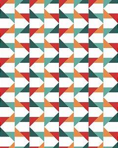 Papel de Parede estilo Geométrico