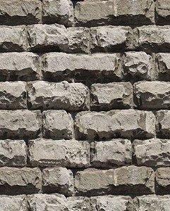 Papel de Parede Pedra Rústica
