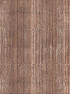 Papel de parede de madeira em tons variáveis de marrom