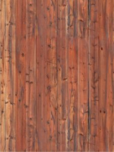Papel de parede de madeira avermelhada