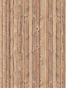 Papel de parede de madeira bege com detalhes em furos