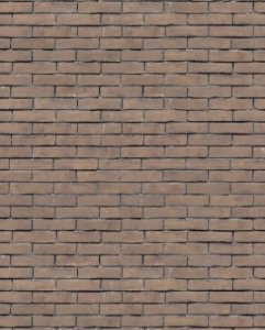 Papel de parede estilo tijolinhos Cinza Escuro