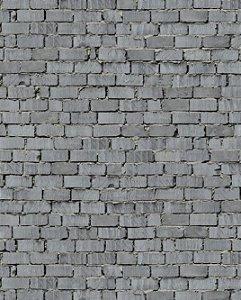 Papel de parede estilo tijolos de Concreto