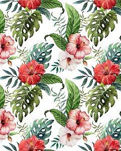 Papel de parede Floral estilo vetorizada