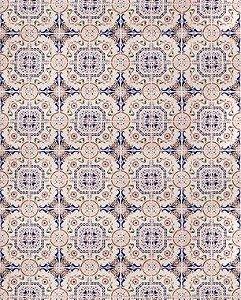 Papel de Parede Azulejo Florença