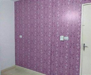 Papel de parede linha Luxurious em tons de Roxo
