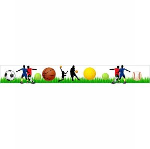 Border Infantil Esporte
