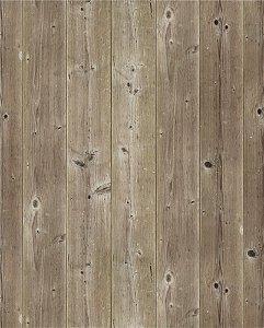 Papel de parede estilo madeira