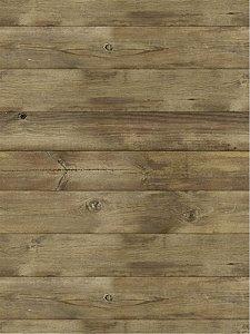 papel de parede de madeira com filetes na horizontal