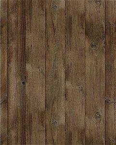 papel de parede de madeira com filetes na vertical 060