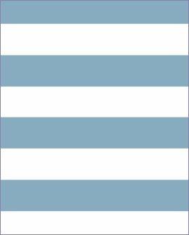 Papel de Parede estilo Listrado Azul e Branco