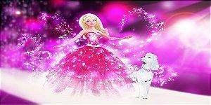 FotoMural adesivo 2,00 x 1,00 Barbie