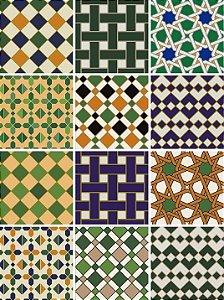 Kit Adesivos Decorativos para Azulejos