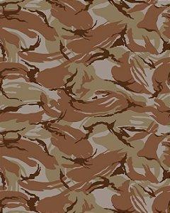 Papel de parede Estilo Camuflado