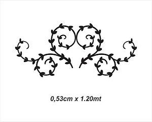 Adesivo Decorativo Cabeceiras - 53cm x 1.20mt