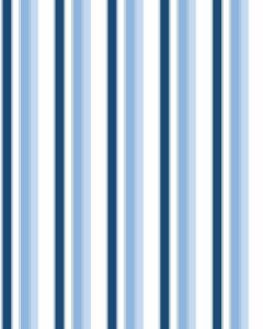Papel de parede Listrado em tons diversos de Azul