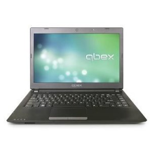 "Notebook Qbex AMD C60 Dual Core, NOTAXH1668113, 2GB, HD 320GB, 14"", Webcam e HDMI"