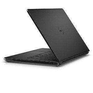 """Notebook Dell Inspiron I14-5458-D37P com Intel® Core™ i5-5200U, 8GB, 1TB, Leitor de Cartões, HDMI, Wireless, Bluetooth, Webcam, LED 14"""""""