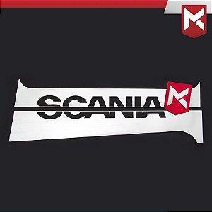 Coluna em Inox para Scania após 1998