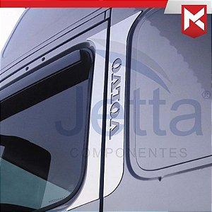 Coluna em Inox para Volvo FH até 2014