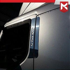 Coluna em Inox para Volvo VM até 2014