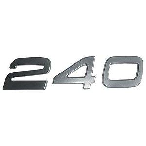 Emblema 240 para Volvo VM