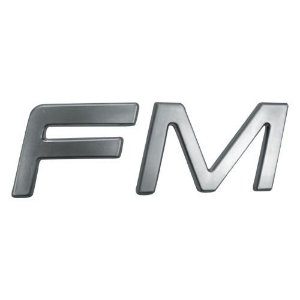 Emblema do Modelo para Volvo FM