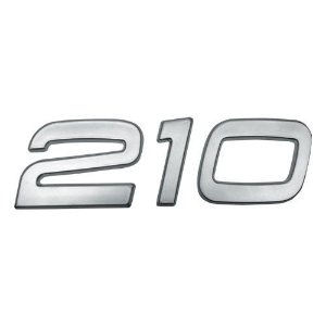 Emblema 210 para Volvo VM