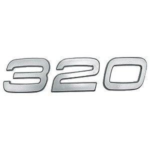Emblema / Letreiro 320 Volvo FM 10