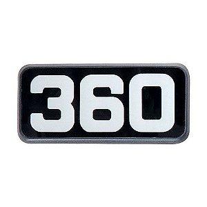 Emblema da Potência 360 para Volvo
