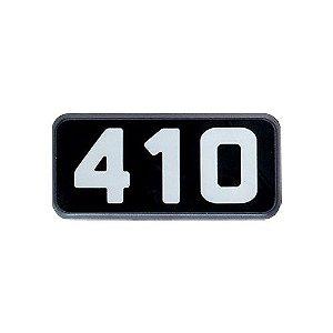 Emblema da Potência 410 para Volvo